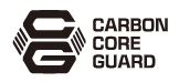 Carbon Core Guard structure logo