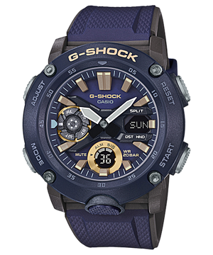 7c02b2270ab8 GA-2000 - Standard Analog-Digital - Products - G-SHOCK - CASIO